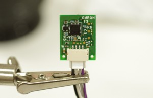 MEMS thermal sensor by OMRON D6T-44L-06