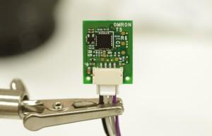 MEMS thermal sensor by OMRON D6T-44L-06