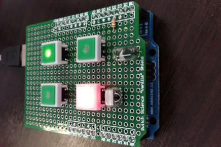 Ardunoで赤外線通信+学習リモコンのワークショップ