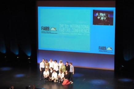 FAB9に参加しました。