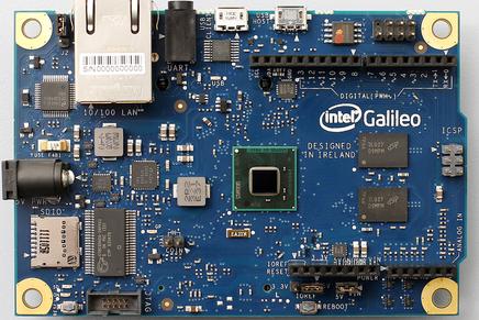 Intel Galileoが発表されました