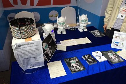 Maker Faire Shenzhenに参加してきました。
