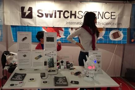 Maker Faire Rome 2014が始まりました。
