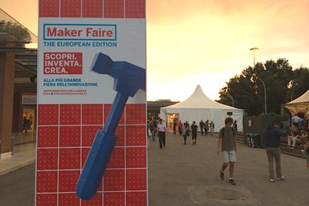 Maker Faire Rome 2014 最終日