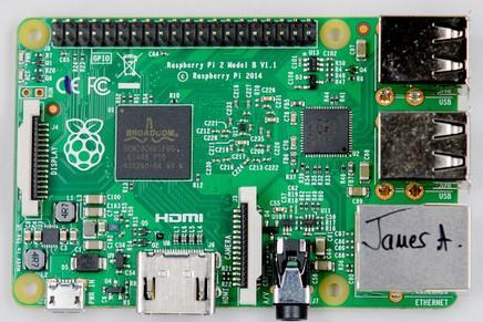 Raspberry Pi 2が発表されました!