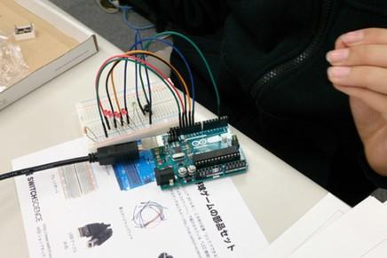 今年も板橋区立教育科学館でプログラミング教室しました!