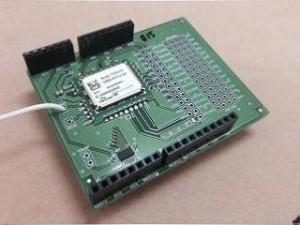 TCM410J for Arduino