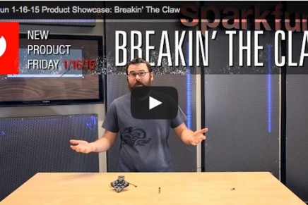New Product Friday: Breakin' the Claw