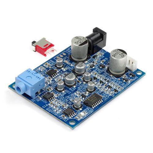 超指向性 超音波スピーカー用アンプ基板キット