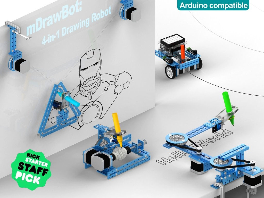 mDrawbot-Top