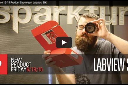 New Product Post: LabVIEW SIK