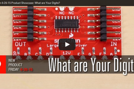 New Product Friday: What are Your Digits?