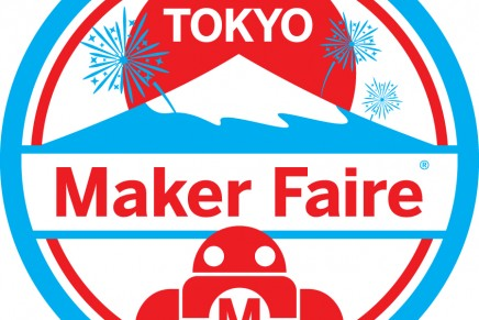 Maker Faire Tokyo 2015に出展します