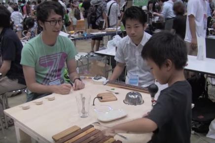 【MFT2015】ループテーブル by デザイン寮さん