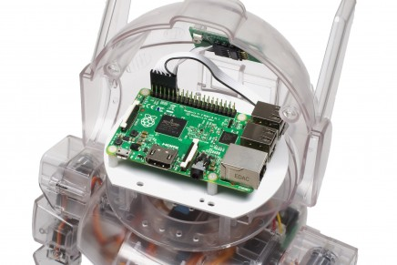 RapiroがRaspberry Pi 2 Model Bに対応します