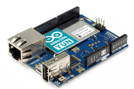 Arduino YÚNでLチカをするだけの勉強会を開催します。