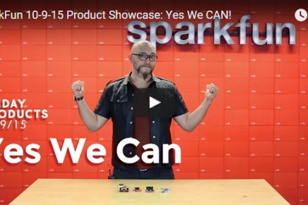 Friday Product Post: Yes We CAN!
