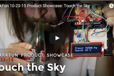 Friday Product Post: Touch the Sky