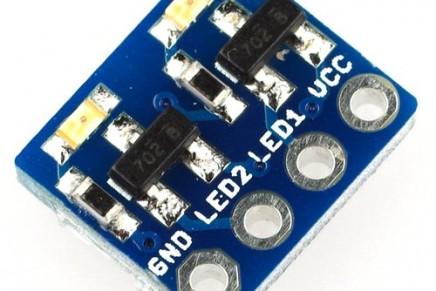 mbed HRM1017でLEDを光らせる方法
