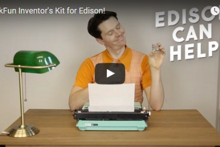 Friday Product Post: Edison SIK!