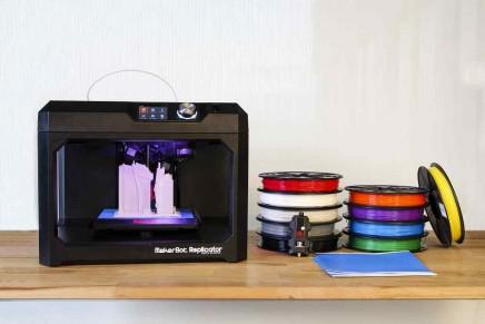 MakerBot Extruder+発売記念