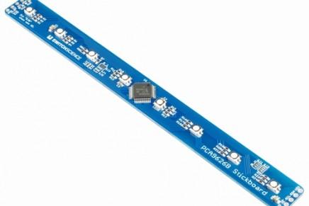 PCA9626B LEDスティックボードの使い方をまとめました