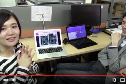 【スイッチサイエンスチャンネル】Raspberry Pi 3