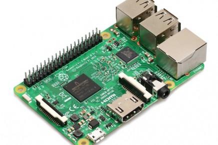 【特集Raspberry Pi】第四回 Raspberry PiでIoT