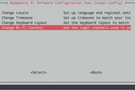 RaspbianのWi-Fi使用国設定の方法をまとめました