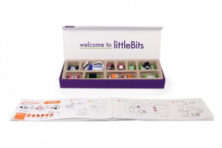 littleBitsの取り扱いを開始しました