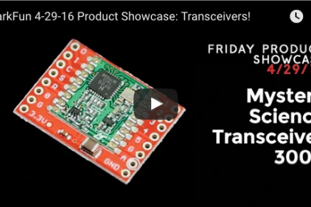 Friday Product Post: Mystery Science Transceiver 3000