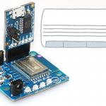 ESPr IR 赤外線リモコンでエアコンの電源を操作してみました。