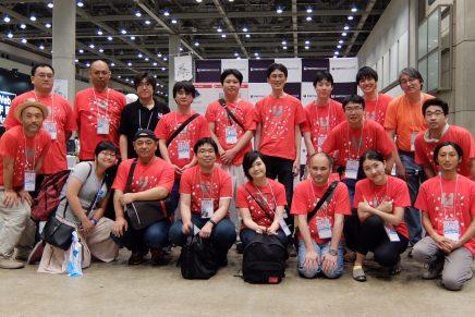 Maker Faire Tokyo 2016初日終了!