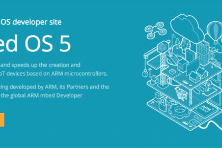 mbed OS 5でLEDを光らせてみる
