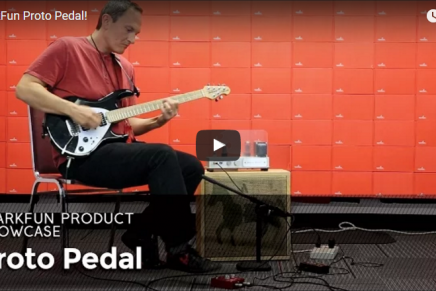 Friday Product Post: Pedal to the Metal!