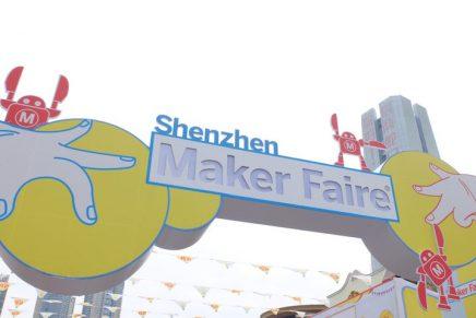 Maker Faire Shenzhenに行ってきました