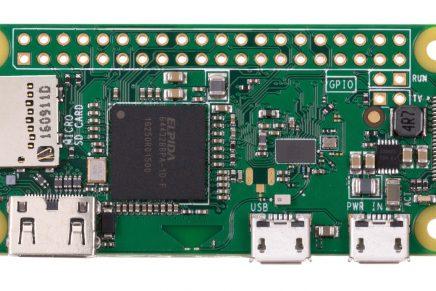 スイッチサイエンスにRaspberry Pi Zero Wがやってきた!