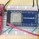 ESP-WROOM-32ピッチ変換済みモジュールα版進捗報告