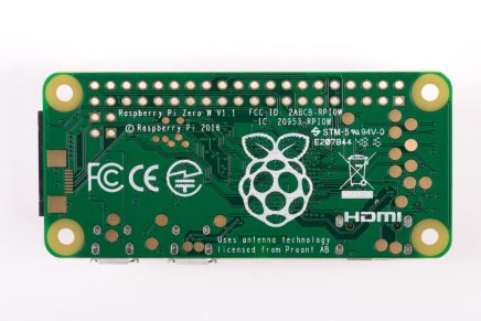 Raspberry Pi Zero W発売を延期します