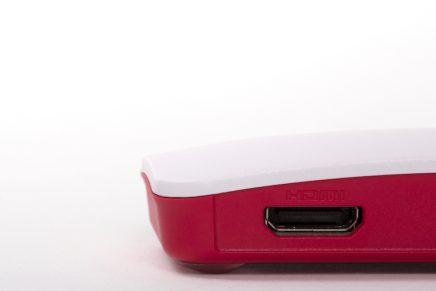 Raspberry Pi Zero 公式ケースの使い方