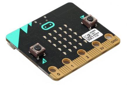 2017年8月5日micro:bit発売 MakerFaireTokyo2017会場でも購入可能