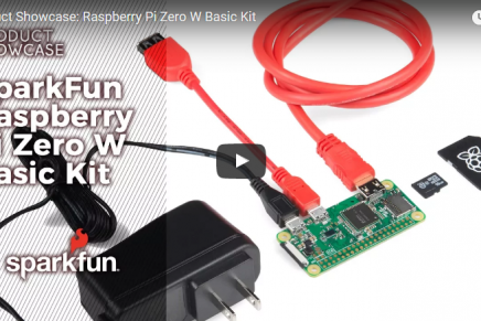 Friday Product Post: Raspberry Pi Zero W