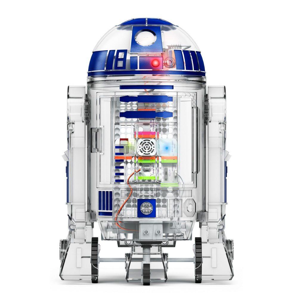 R2-D2外形
