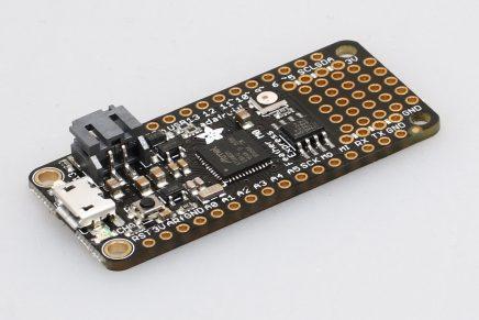 CircuitPythonを試してみよう