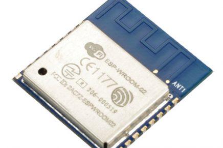 ESP-WROOM-02のFlash ROMが4MBから2MBに