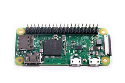 Raspberry Pi Zero WH販売決定