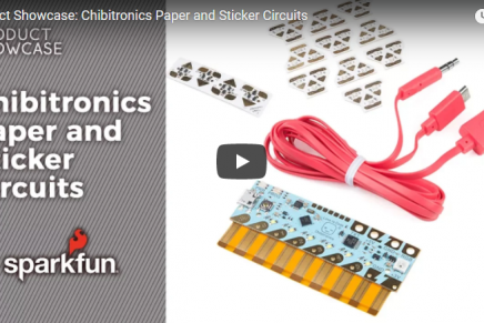 Friday Product Post: It's Chibitronics Time