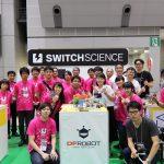 Maker Faire Tokyo 2018に出展してました