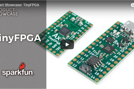 Friday Product Post: Miniaturize Your Project with TinyFPGA!