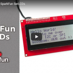 Friday Product Post: SerLCD, at Your Service!